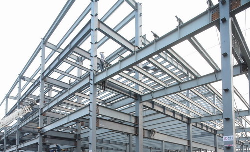 上海鸿怡彩钢结构有限公司-上海彩钢板|钢结构厂房